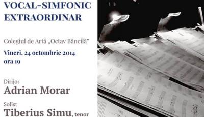 Afiş 24 oct Festivalul Muzicii Româneşti