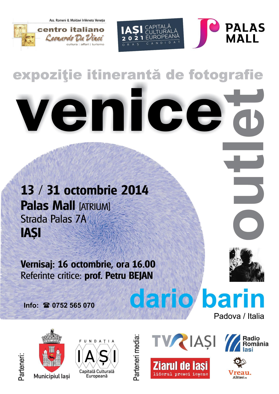 Expoziție de fotografie: Venice Outlet de Dario Barin (Italia)