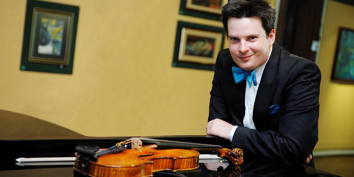 violonist Premiul I Enescu 2014