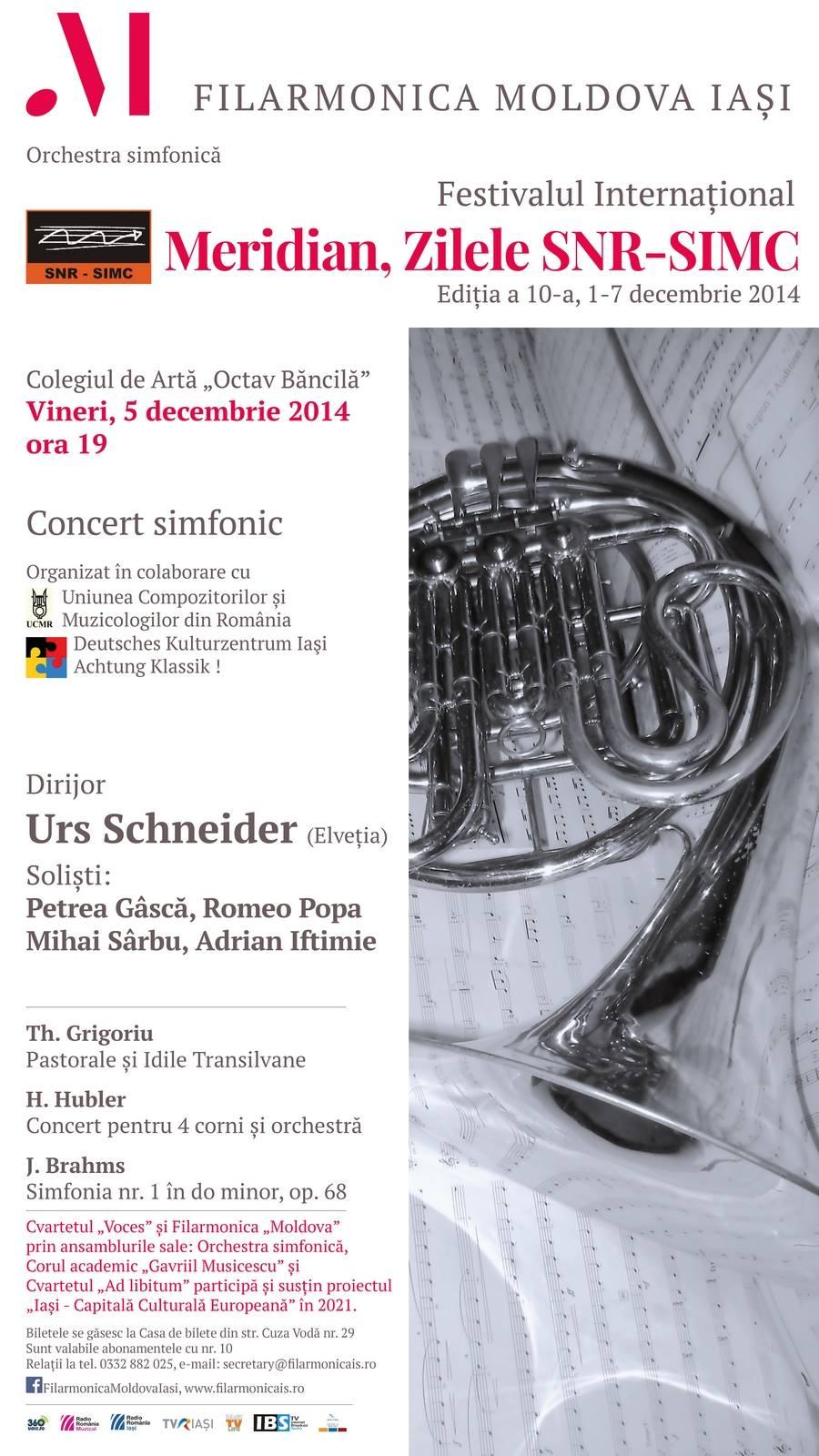 5 dec 14 Afis Filarmonica Moldova