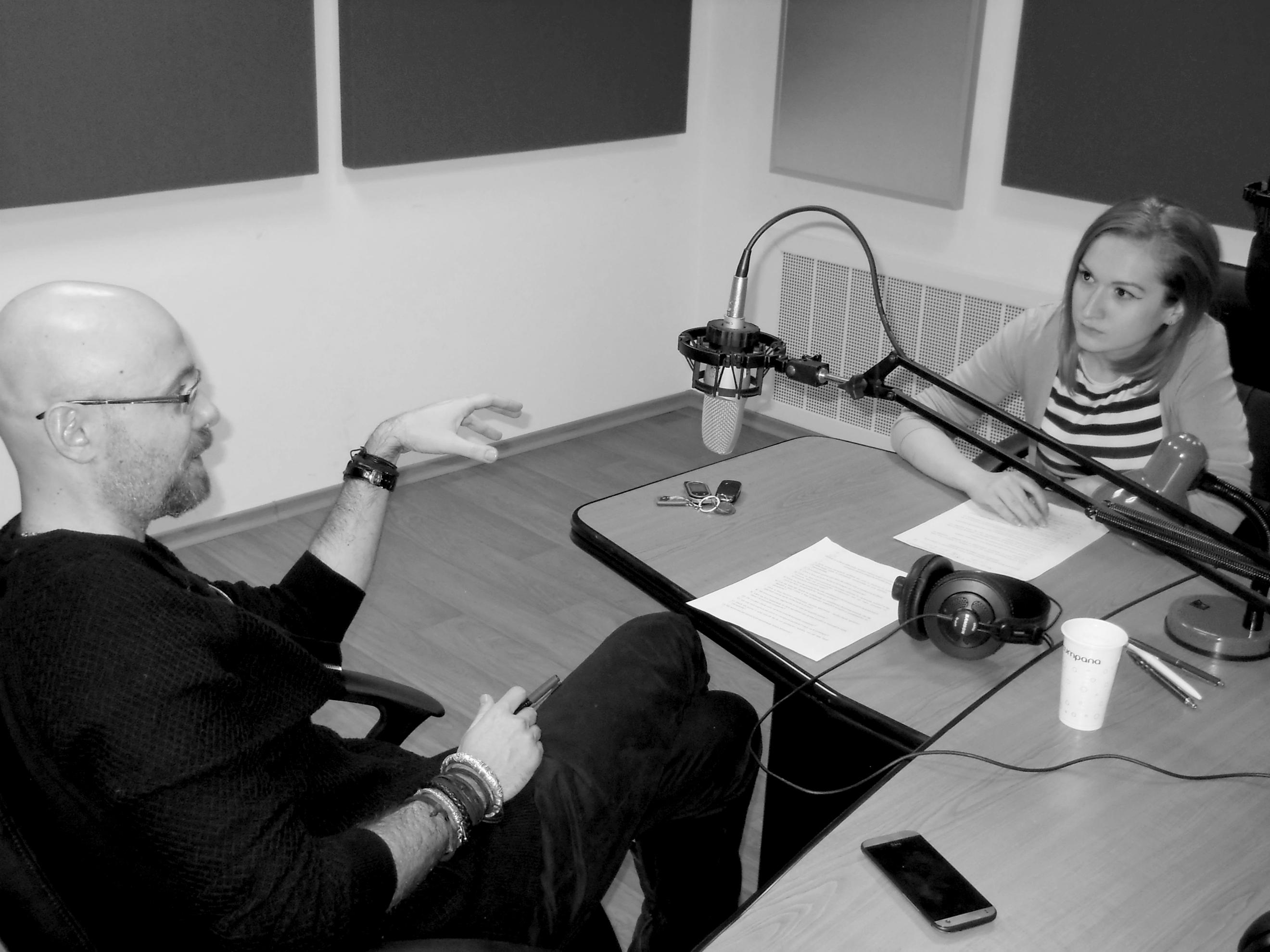 Anca Loghin in dialog cu Ioan Dan Niculescu