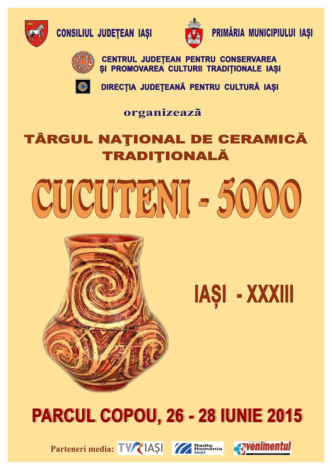 Târgul Național de ceramică CUCUTENI 5000