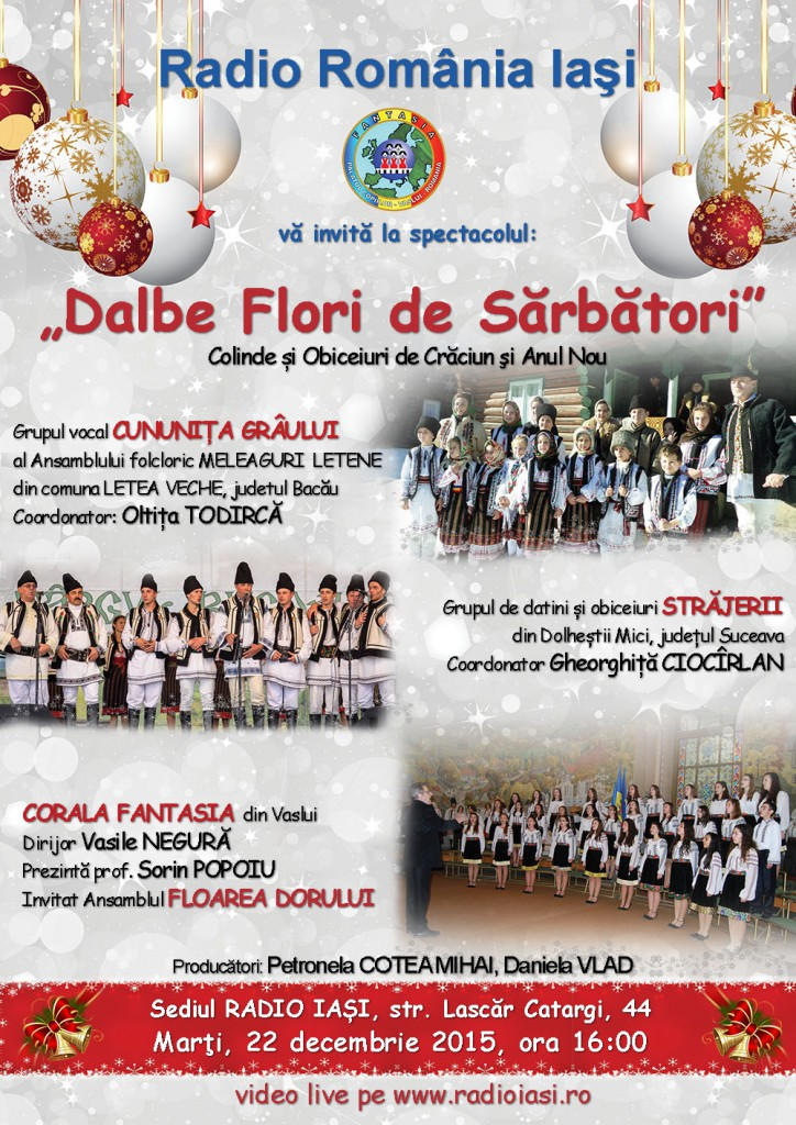 Dalbe flori 2015 - ptr online