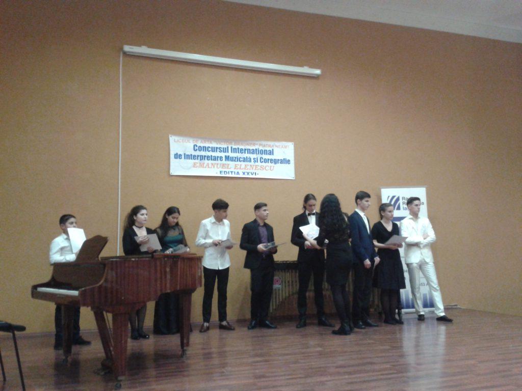Gala Concurs Elenescu 2016