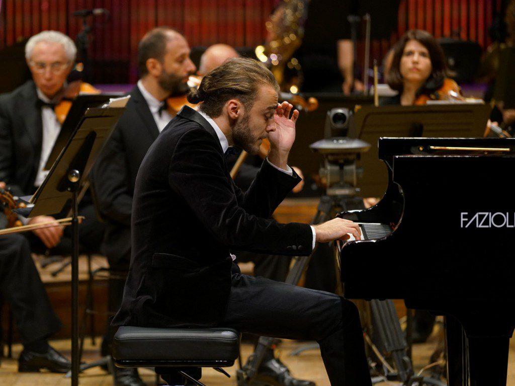 Daniel Ciobanu Finala Concursului Arthur Rubinstein Tel Aviv
