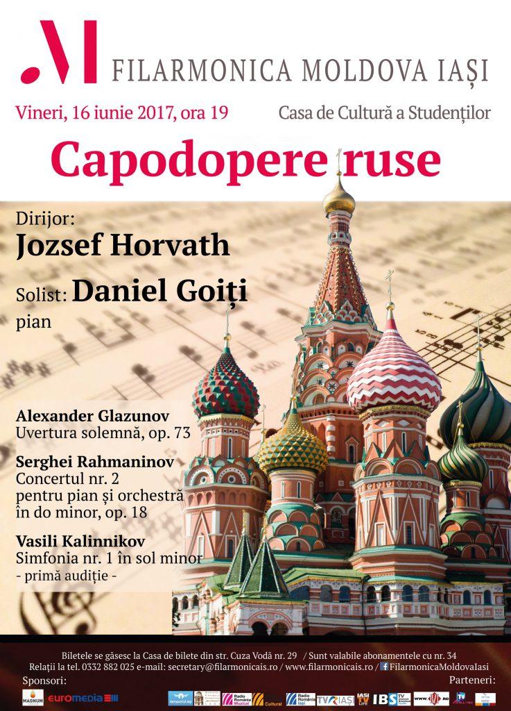 16-iunie-2017 capodopere ruse Jozsef Horvath Daniel Goiti