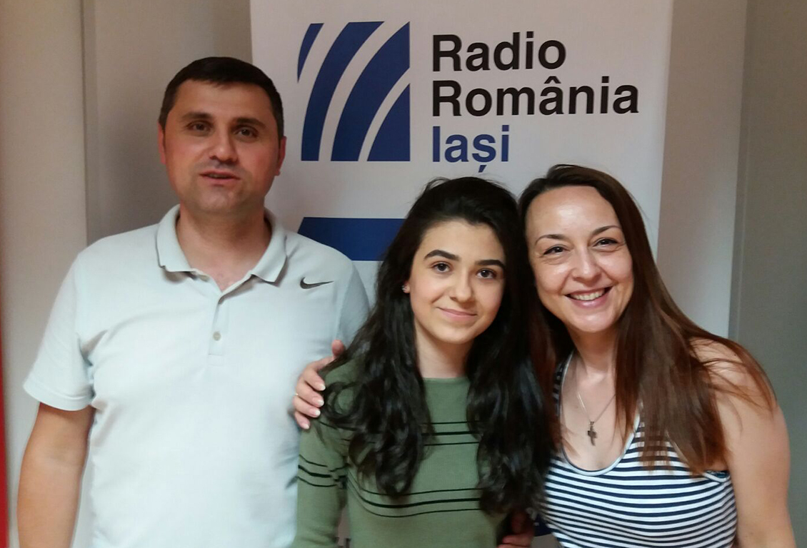 Sabina Constantinescu - Radio Iasi - 02