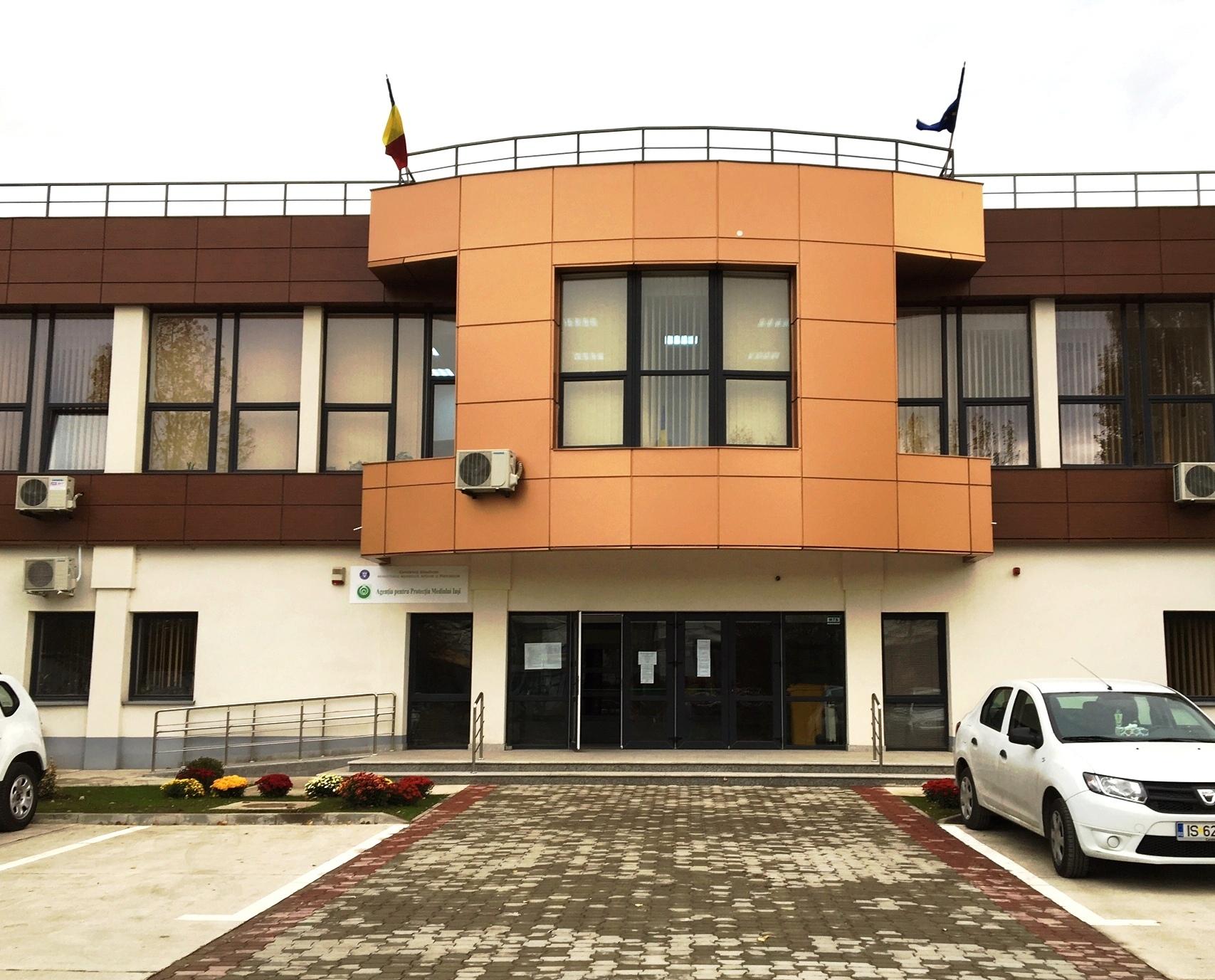 Agenția pentru Protecția Mediului Iași